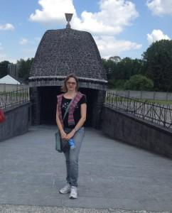 Uma judia no campo de concentração