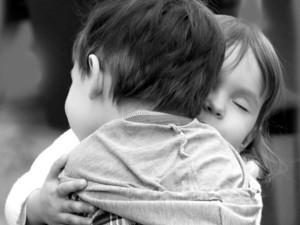 Abraços falam